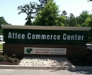 Atlee Commerce Center has a new sign and new landscaping!