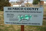 Jamestown Apartments Stream Restoration