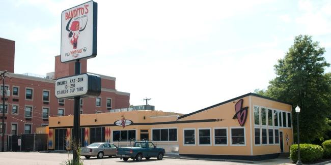 Bandito's Burrito Lounge