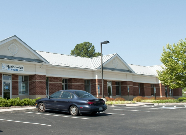 The Offices at CrossRidge