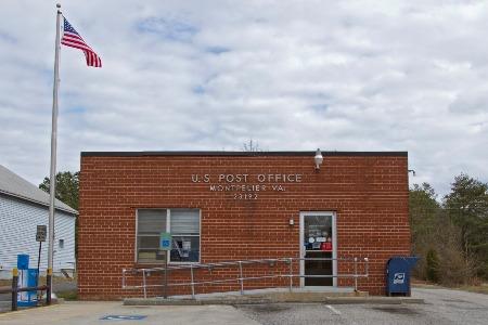 Montpelier Post Office Building