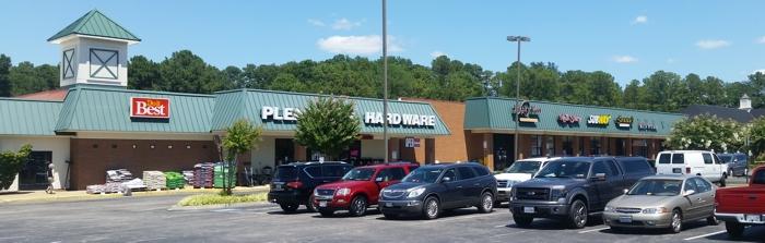 Tuckahoe Village Shopping Center