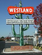 Westland Cactus sign